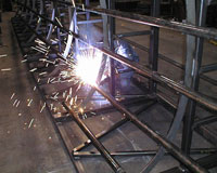 Coltwell Industries Inc Fabrication Precision Saw